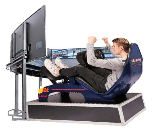 Ultimate Race Simulator