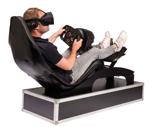 VR F1 Race Simulator