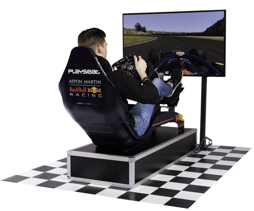 Urban Events F1 Race Simulator Huren
