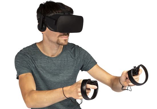 PC VR-headset Oculus Rift